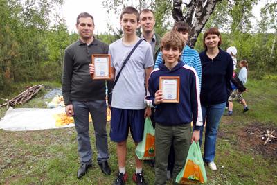 Валерий и Иван - выпускники старшего класса Воскресной Школы